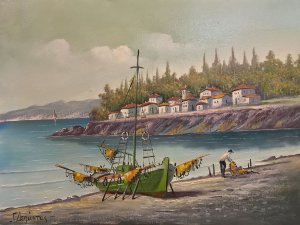 Giorgos Depastas: After Fishing