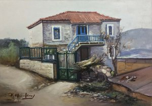 Kostas Manolatos: At Home