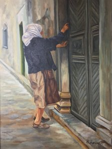 Fofi Kouka: Grandmother at the Door