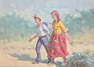 Dimitris Xitiris: Together at the Field