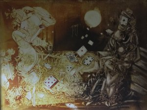 Christos Sideris: Cartomancy