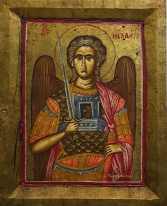 Georgios Tornesakis: Archangel Michael