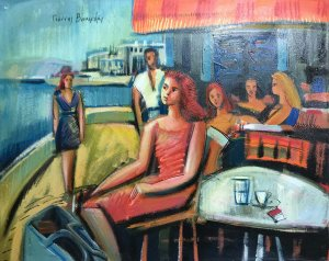 Giannis Vakirtzis: At The Café