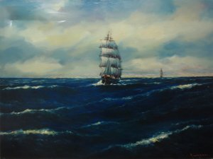 Athanasios Christou: Sailships