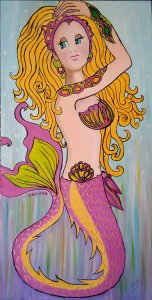 Athina Kotsoni: Nanuka Mermaid Rose