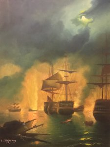 Giannis Tseliris: After the Naval Battle
