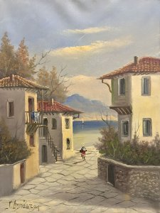 Giorgos Depastas: At the Stone-Paved Road