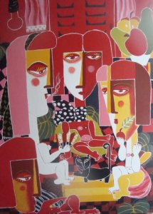 Giouli Vrana: The Red Girls