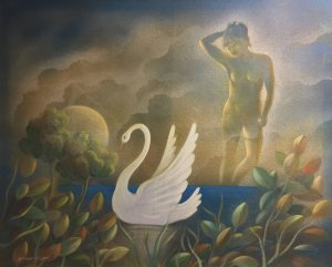 Babis Ieronimidis: Playing with the Swan
