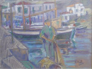 Sotiria Ralli: The fisherman