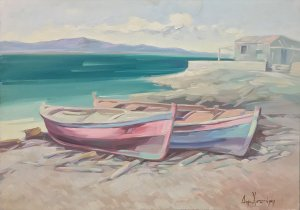 Dimitris Xitiris: At the Bay