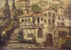 Panagiotis Eleftheriou: At the house of Ali Pasa - Ioannina