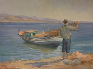 Eliana Naoum: The Fisherman
