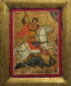 Georgios Tornesakis: St. George