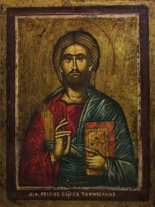 Georgios Tornesakis: Jesus Christ