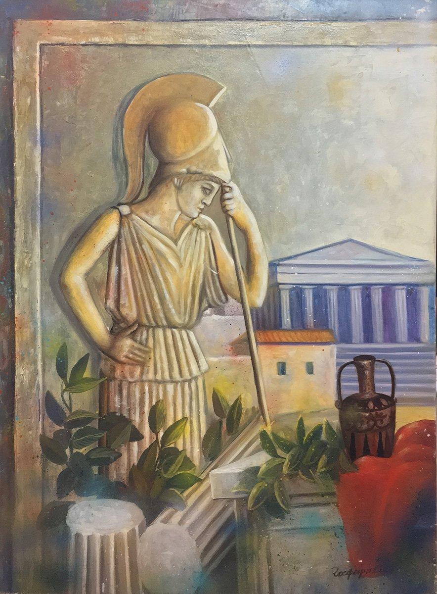 Giannis Zafeiris Ancient Greek Gallery Gr C 1999 2019