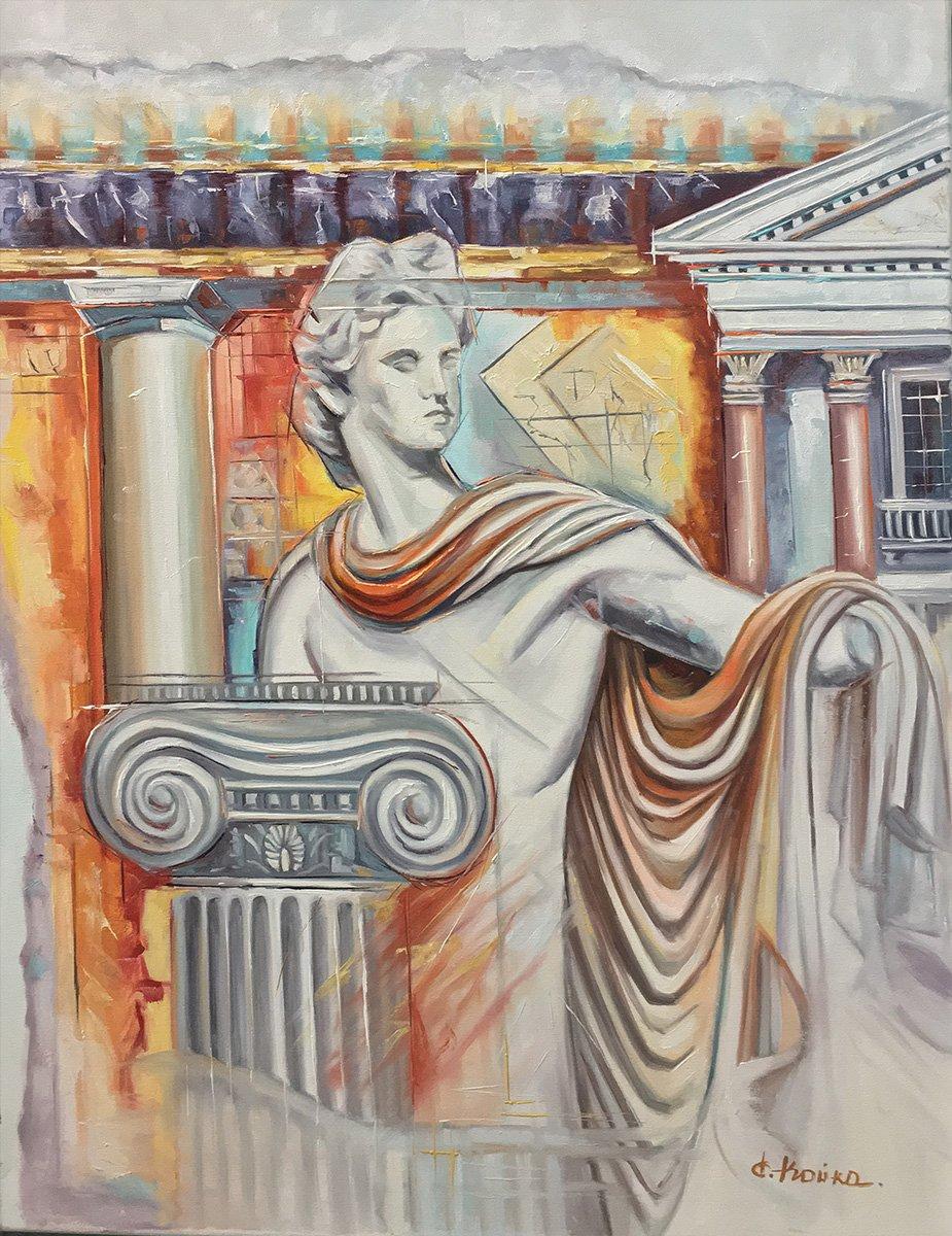 Fofi Kouka Ancient Greek Gallery Gr C 1999 2019